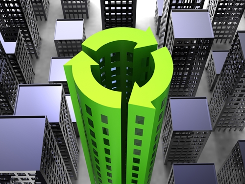 Net-zero represents the elite class of green buildings.